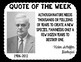 Science Quote of the Week- Black