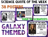 Science Quote of the Week Galaxy-Themed