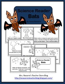 Science Reader - Bats