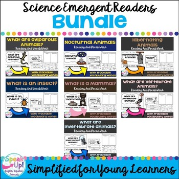 Science Reader Bundle