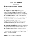 Science Reader's Theater Script (Physical and Chemical Changes of Matter)