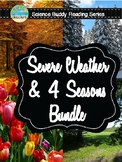 Science Buddy Reading: Severe Weather & Seasons Bundle