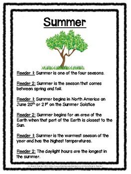 Science Buddy Reading: Summer