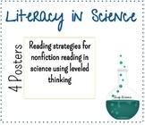Science Readers Posters