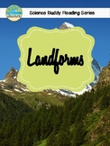 Science Buddy Reading: Landforms