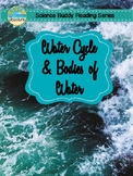 Science Buddy Reading: Water Cycle & Bodies of Water