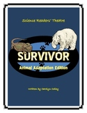 Science Readers' Theater about Life Science: Survivor: Animal Adaptation Edition