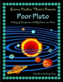 Science Readers' Theatre about Space: Poor Pluto