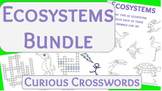 Science Reading Activities- Ecosystems Bundle