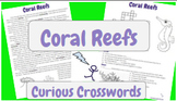 Science Reading Activity- Coral Reefs