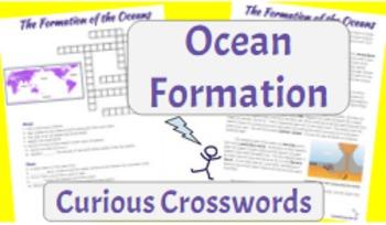 Science Reading Activity- Ocean Formation