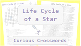 Science Reading Activity- Life Cycle of a Star