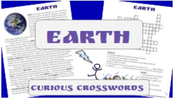Science Reading Activity- Planet Earth