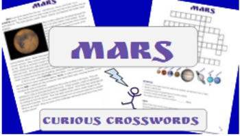 Science Reading Activity- Planet Mars
