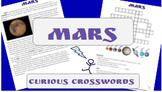 Science Reading Activity- Planet Mars
