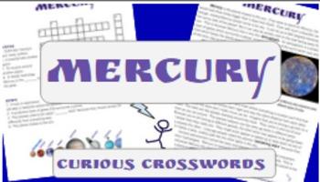 Science Reading Activity- Planet Mercury