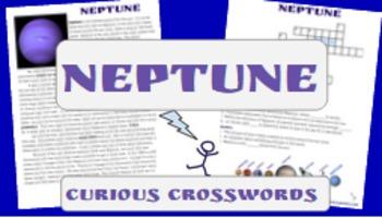 Science Reading Activity- Planet Neptune