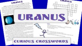 Science Reading Activity- Planet Uranus