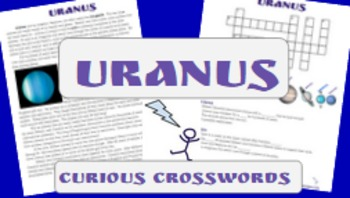 Science Reading Activity- Planet Uranus
