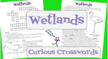 Science Reading Activity- Wetlands