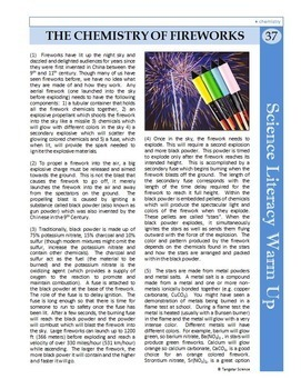 Science Sub Plans - Volume 4: Articles# 31-40 (Secondary Science Articles)