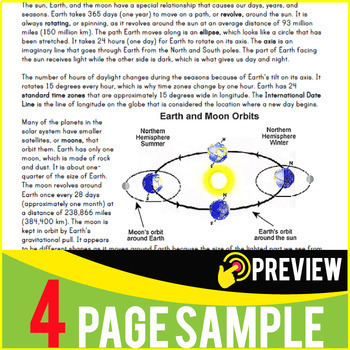 Science Reading Comprehension Passages and Questions | MEGA BUNDLE | Gr5-6
