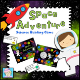 Science Reading Game:  Space