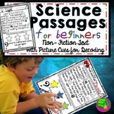 Reading Comprehension Passages and Questions - Science for Beginners
