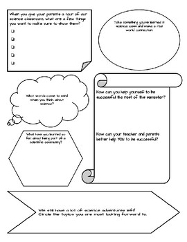 Science Reflection for Conferences