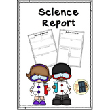 Science Report-Experiment Template