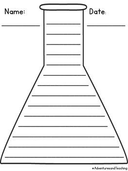 Science Response Writing FREEBIE