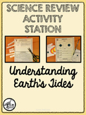 Science Review Activity Station: Understanding Earth's Tides 8.7.C