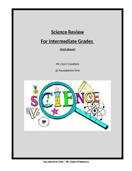 Science Review - Comprehensive Intermediate Skills