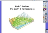 Science Review- Earth and Its Resources (3rd Grade)
