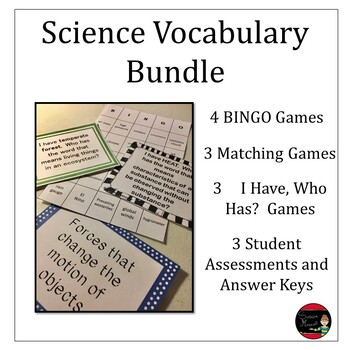 Science Review Games Bundle