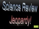 Science Review Jeopardy Bundle