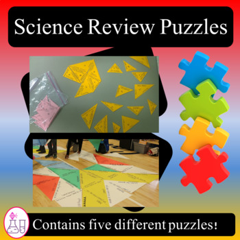 Science Review Puzzles