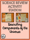 Science Review Station: Components of the Universe and HR