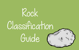 Science Rock Classification Reference Guide