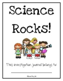 Science Rocks! {an investigation journal}