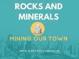 Science - Rocks and Minerals - grade 4