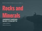 Science - Rocks and Minerals - grade 4 (Understanding Basi