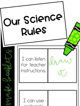 Science Rules and Safety