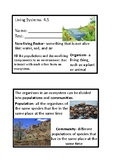 Science SOL 4.5 Visual Flashcards