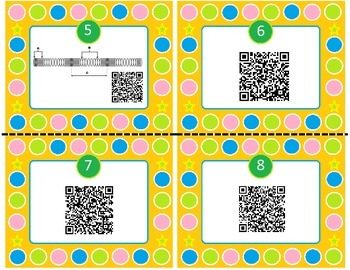 Science SOL 5.2, 5.3 Light & Sound QR Code Task Cards - 28 in set!