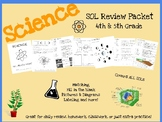 Science SOL Review Packet - 4th & 5th Grade