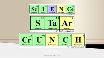 Science STAAR Crunch