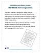 Science STAAR Matter Review: Birdbath Investigations