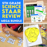 5th Grade Science Review Activities | Entire Year of Scien