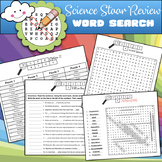 Science STAAR Test Prep: Vocabulary Word Search